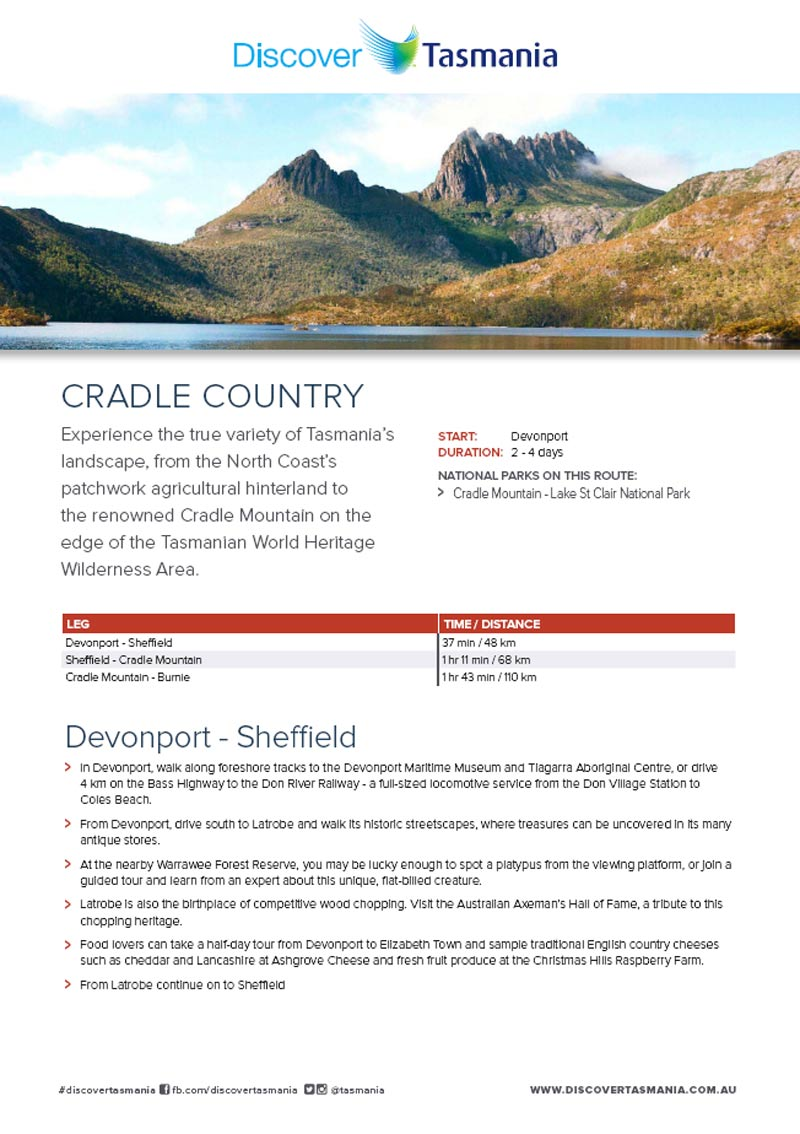 Cradle Country