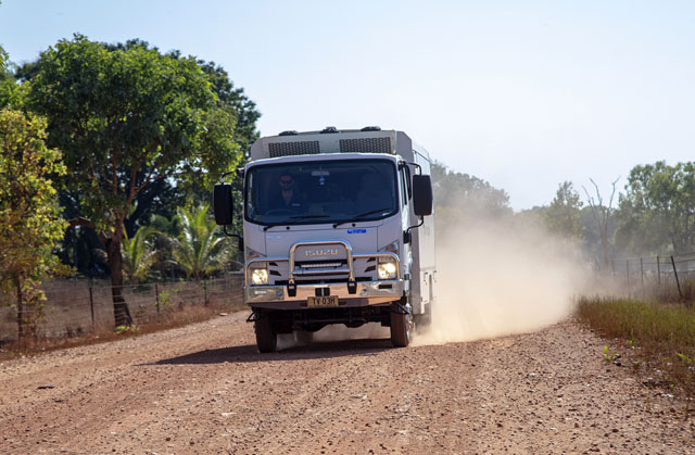 RAA 4WD RedCentre TopEnd 640