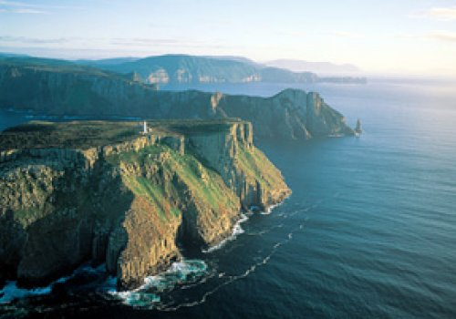 Die Nationalparks in Tasmanien
