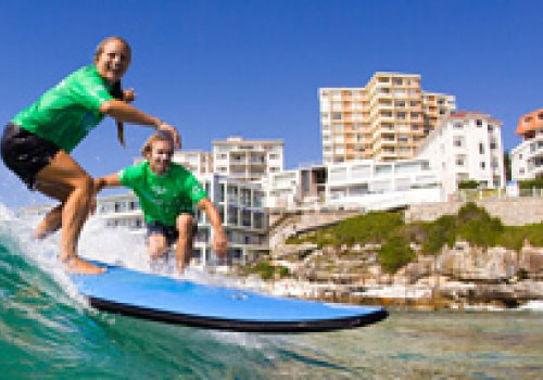 Bondi Surf Pass
