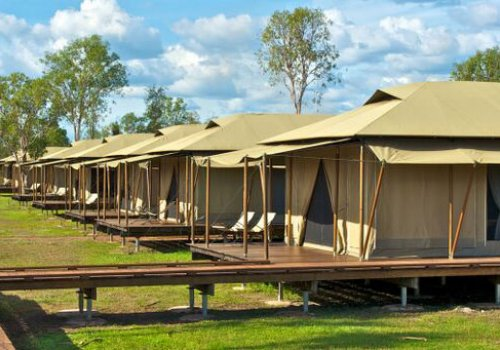 TOP END: Wildman Wilderness Lodge