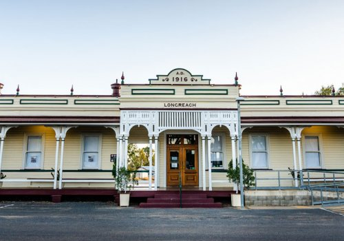 Longreach - Gateway to the Outback